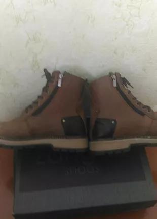 Зимние Мужские ботинки 41 размер