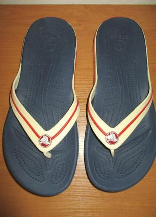 Crocs вьетнамки