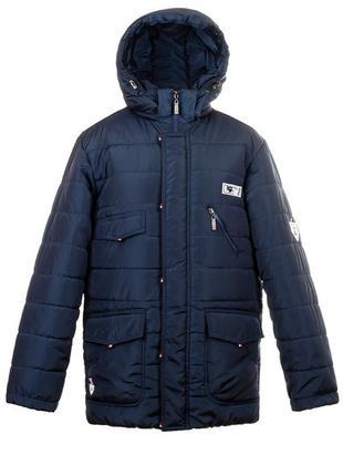 Размер 34-44 зимняя куртка парка для мальчиков и подростков
