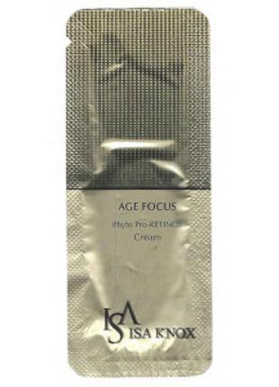 Крем для лица Isa Knox Age Focus Phyto Pro Retinol Cream, 1 мл