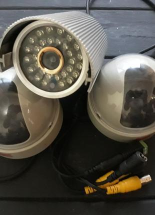 Камеры видеонаблюдения Z-BEN и STS