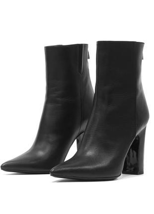 Распродажа! кожаные ботинки barbara bui
