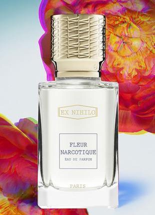 Продам пробник Ex Nihilo Fleur Narcotique