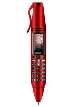 Ручка мобильный телефон портативный с камерой 0.08 MP и Blueto...