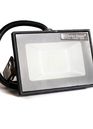 LED прожектор 10 Вт 6000К 900 Лм IP65