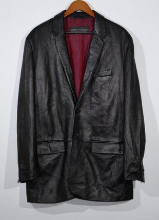 Пиджак strellson switch cross leather jacket