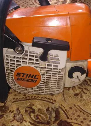 Бензопила Stihl (штіль ) MS -230
