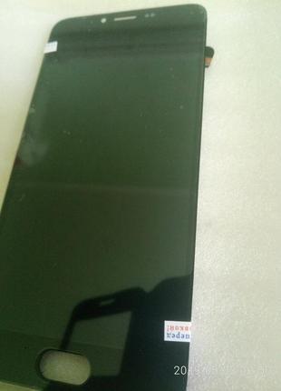 Дисплей Meizu M5 черный