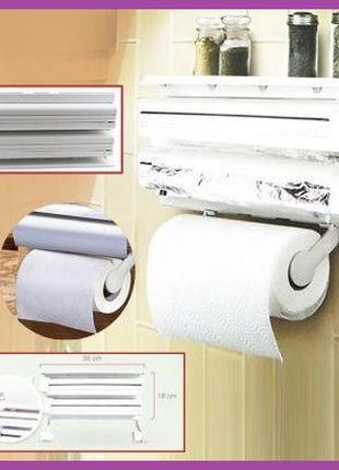 Держатель бумажных полотенец, Кухонный диспенсер для бумажных ...