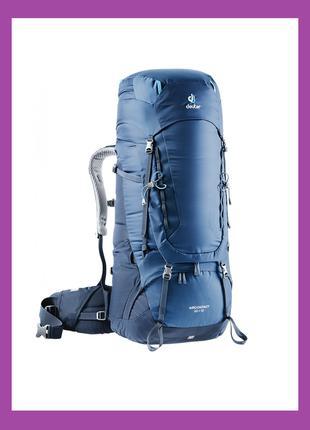 Походный Рюкзак Aircontact со скидкой, Рюкзак туристический ун...