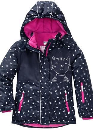 Новая зимняя термо куртка тополино topolino германия р. 122 и 128