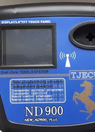 Программатор автоключей ND900+ 4D декодер и 46 декодер .