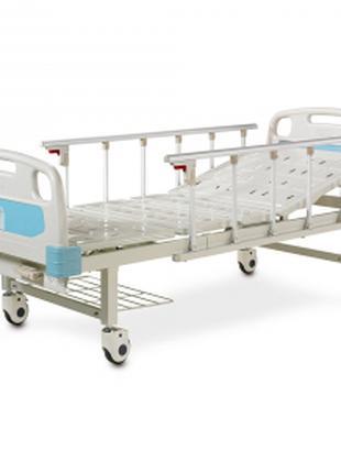 Реанимационная кровать, 2 секции