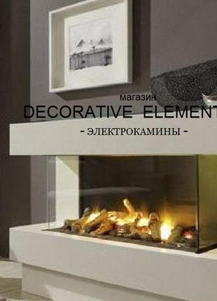 Электрокамины, порталы для каминов маг. Decorative Elements