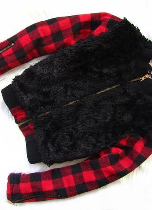 Стильная утепленная  куртка бомбер пальто young dimension