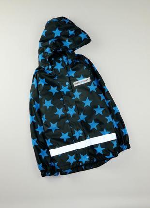 Куртка-дождевик на 7-8 лет, рост 128 см