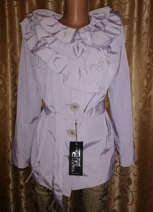 🌺🎀🌺новое очень красивое демисезонное пальто multi club new col...