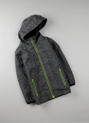 Демисезонная куртка мальчику на 6-7 лет, рост 122 см