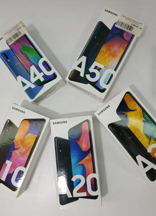 Мобильный телефон Samsung Galaxy A50 4/64GB Black Blue Акция