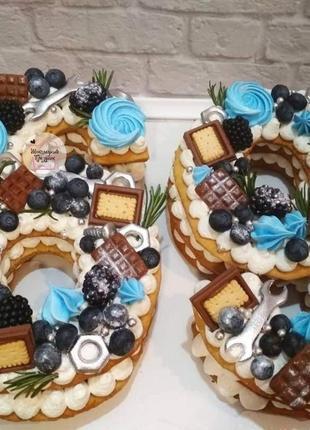 Заказать Торт на крестины в Киеве