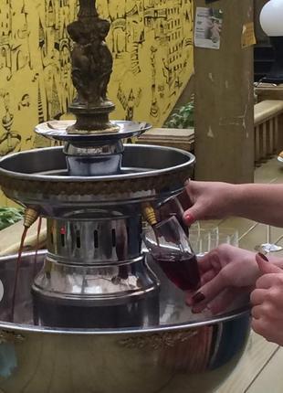 Заказать фонтан для напитков на детский праздник
