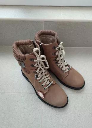 Зимние ботинки МИДА 40-41 разм