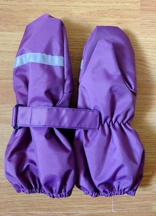 Варежки, рукавицы, краги thinsulate, лыжные перчатки варежки д...