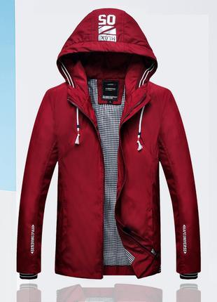 Мужская куртка осень-весна.