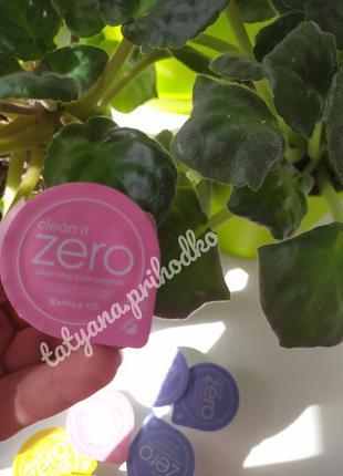 Бальзам для снятия макияжаbanila co clean it zero cleansing b...