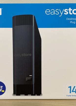 WD 14 TB external hard drive USB 3.0