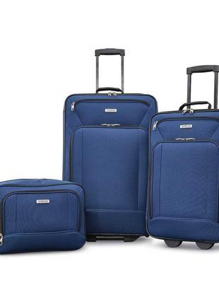 Набор чемоданов American Tourister by Samsonite набір валіз