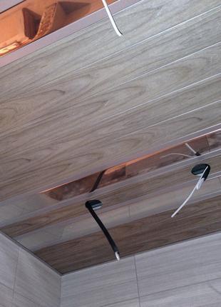 Подвесной алюминиевый потолок широкая цветовая гамма