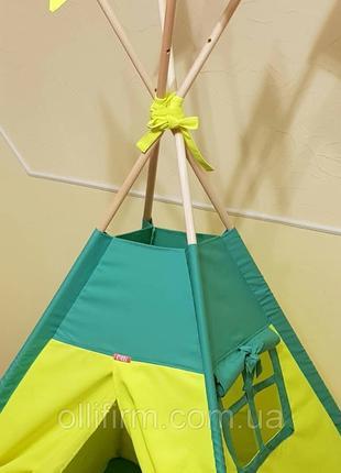 Вігвам, намет, будиночок, палатка, курінь