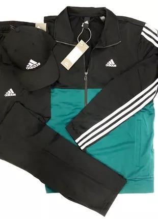 Костюм спортивный мужской adidas оригинал M 48 L 52 XL 58 размер