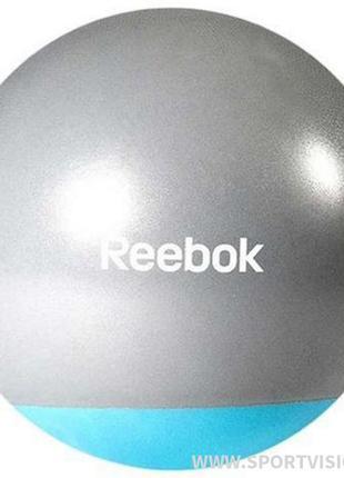RAB-40015BL Мяч гимнастический Reebok d55