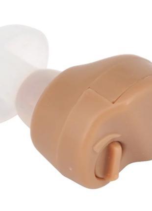 Мини слуховой аппарат Xingma 900A с боксом для хранения (4718)