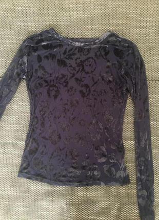 Крутая прозрачная блузка, Reserved
