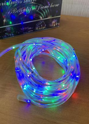 Светодиодная LED Лента-Гирлянда XMas Star Light 12V, 5 метров ...