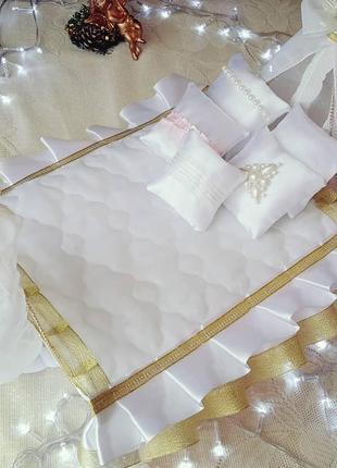 Ліжко-качеля для нареченої барбі