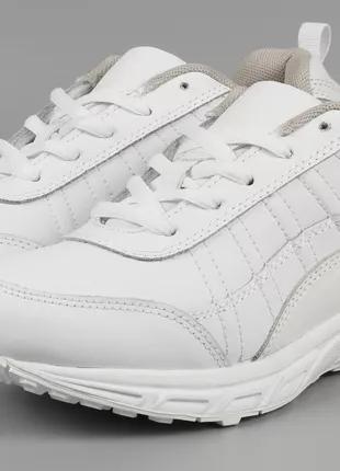 Кроссовки женские Bona 739А-2 белые Размеры 36 37 38 39 40 41