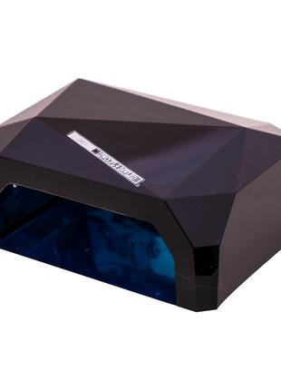 Гибридная CCFL+LED лампа 36W Quick CCFL LED Nail Lamp Черный