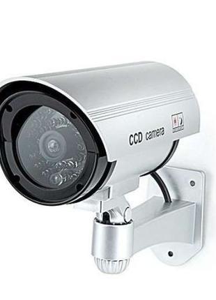 Охранная камера Видеонаблюдения МУЛЯЖ