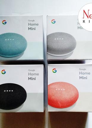 Google Home Mini / Google Home + Подарок + Скидка • Магазин