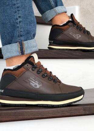 Шикарные мужские зимние кроссовки/ ботинки ❣️ new balance 754 ...
