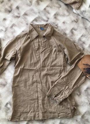 Sale блуза рубашка свободная h&m divided