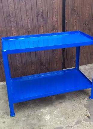 Стіл Стол инструментально-слесарный металлический