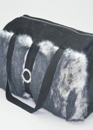 Сумка переноска для котов и собак Фарс Собаки, №1 210х470х300
