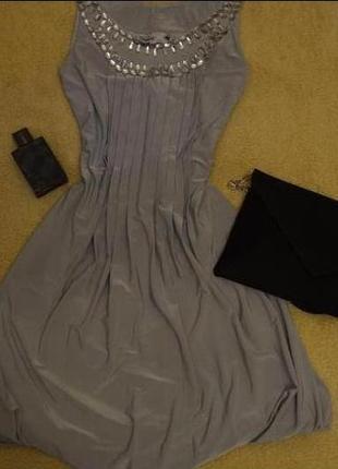 Красивое нарядное платье space украшение новый год нарядное