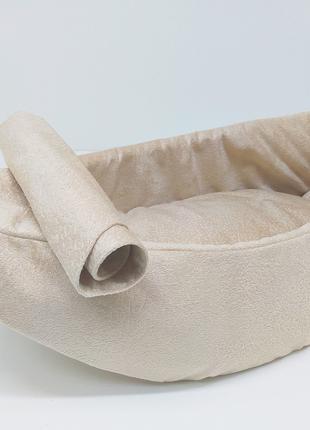 Лежак для собак и котов Банан