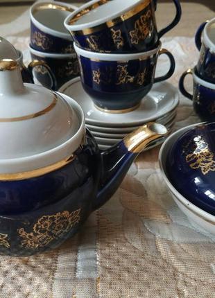 Сервиз чайный на 6 персон полонский фз